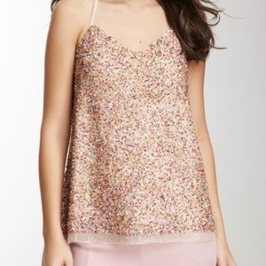 Gorgeous Beaded Romeo & Juliet Couture Beaded Tank